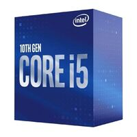 New Intel Core i5-10600 CPU 3.3GHz