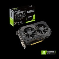 Asus TUF Gaming GeForce GTX 1660 SUPER OC 6GB